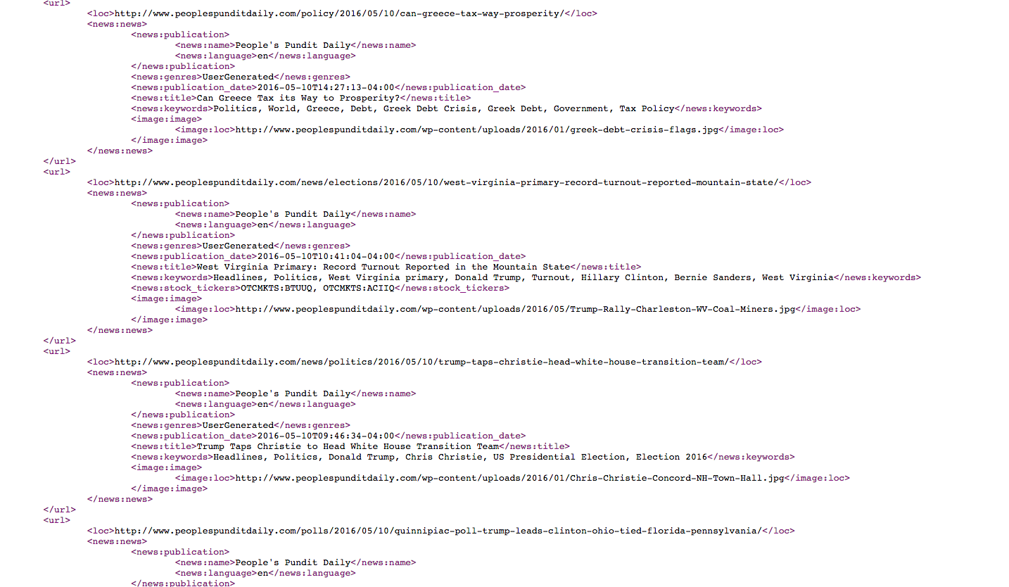 screenshots wp news plugins
